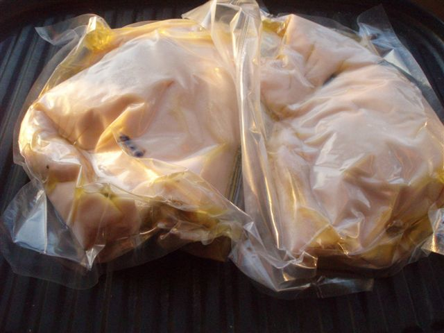 Receta cochinillo confitado parte 1 for Libro cocina al vacio joan roca pdf