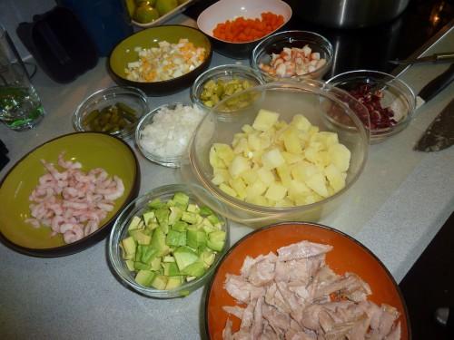 La ensaladilla rusa de mart n berasategui y robin food for La cocina de david de jorge