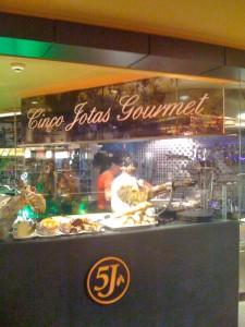 Gourmet experience eci el corte ingles castellana - Gourmet experience goya ...